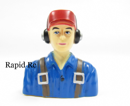 Resin Pilot 1/6 Scale H90 x W85 x D44mm